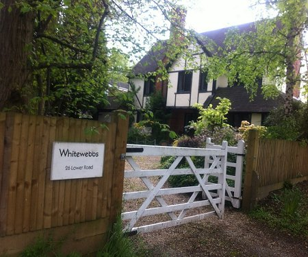 Whitewebbs Bed and Breakfast