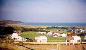 Llanmadoc Caravan and Camping Site