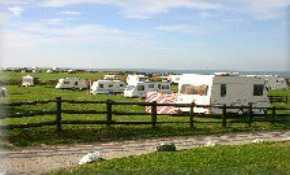 Sandy Beach Camping Site