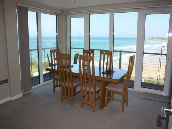Fistral Beach Self Catering