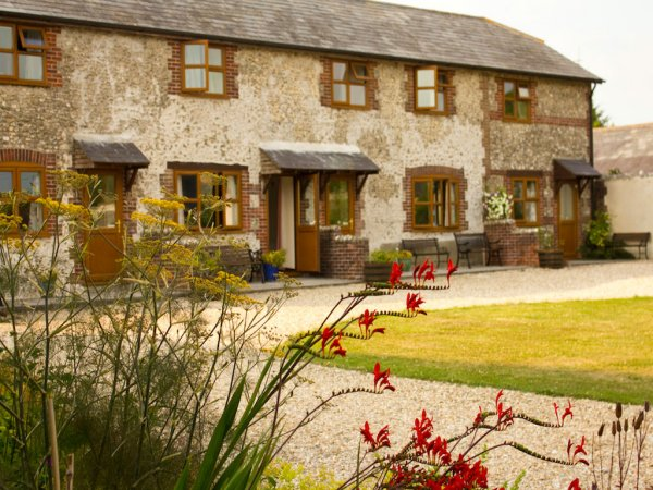 Lancombe Country Cottages and Lodges