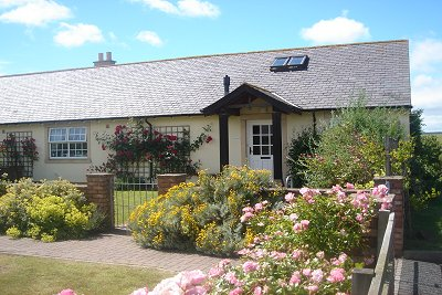 Outchester and Ross Farm Cottages
